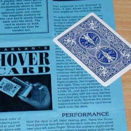 Hover Card by Dan Harlan's