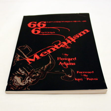 666 Mentalism by Howard Adams