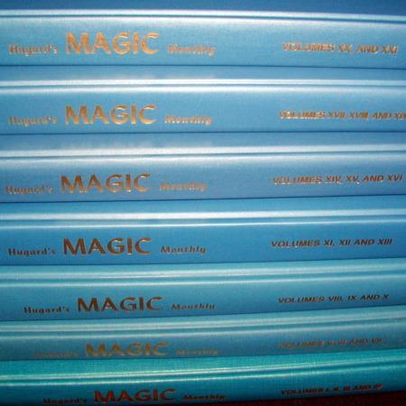 Hugard's Magic Monthly - Vols. 11-13 by Jean Hugard
