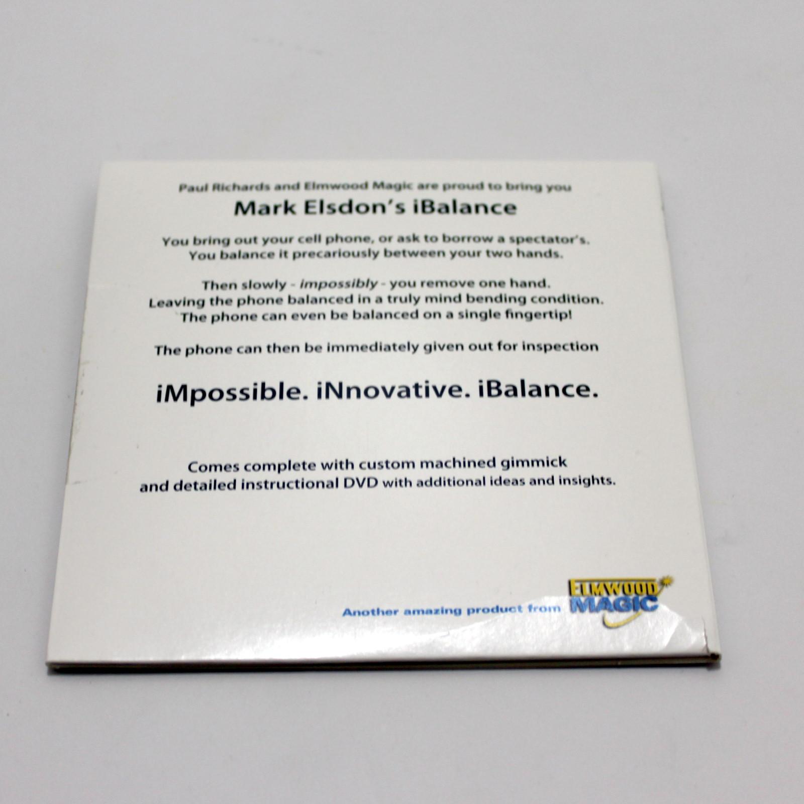 iBalance by Mark Elsdon