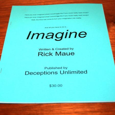 Imagine by Rick Maue