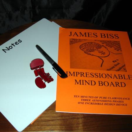 Review by Wayne for Impressionable Mind Board by James Biss