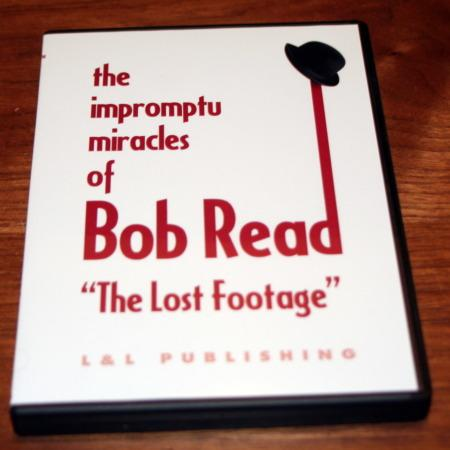 Impromptu Miracles of Bob Read by Bob Read