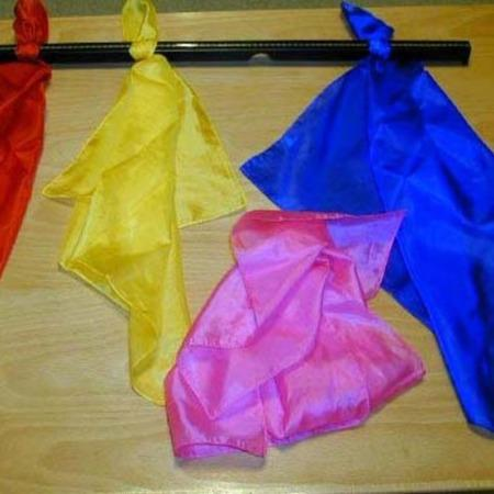 Improved Hypno-silks by Nick de Palma