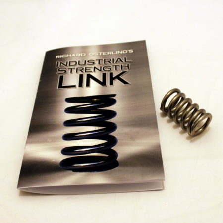 Industrial Strength Link by Richard Osterlind