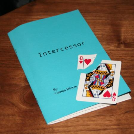 The Intercessor by Gaetan Bloom