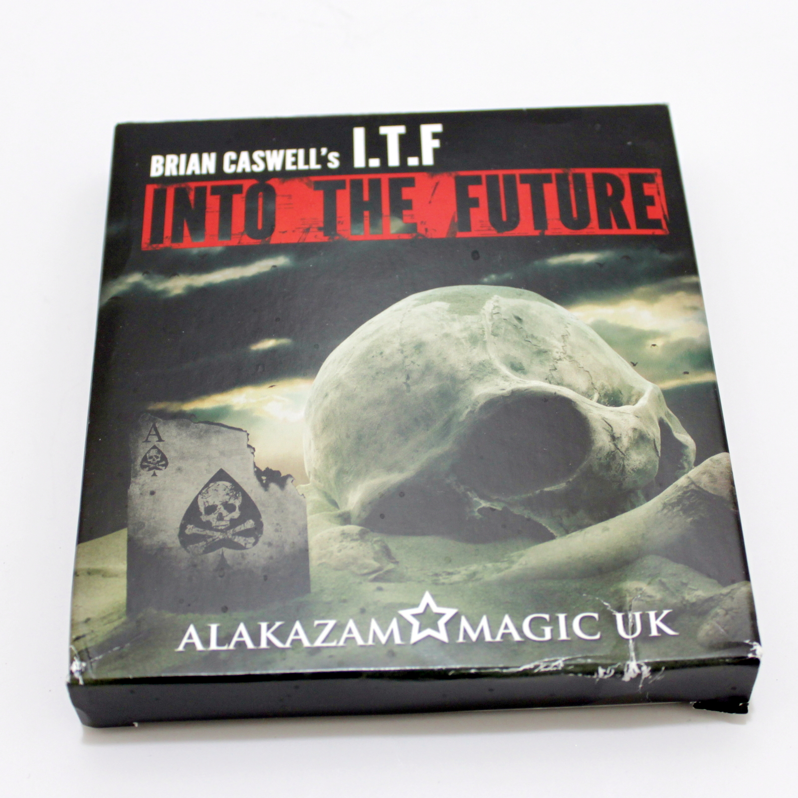 Into The Future (I.T.F.) by Brian Caswell