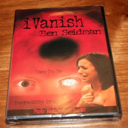 iVanish by Ben Seidman