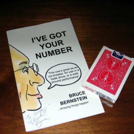 I've Got Your Number by Bruce Bernstein
