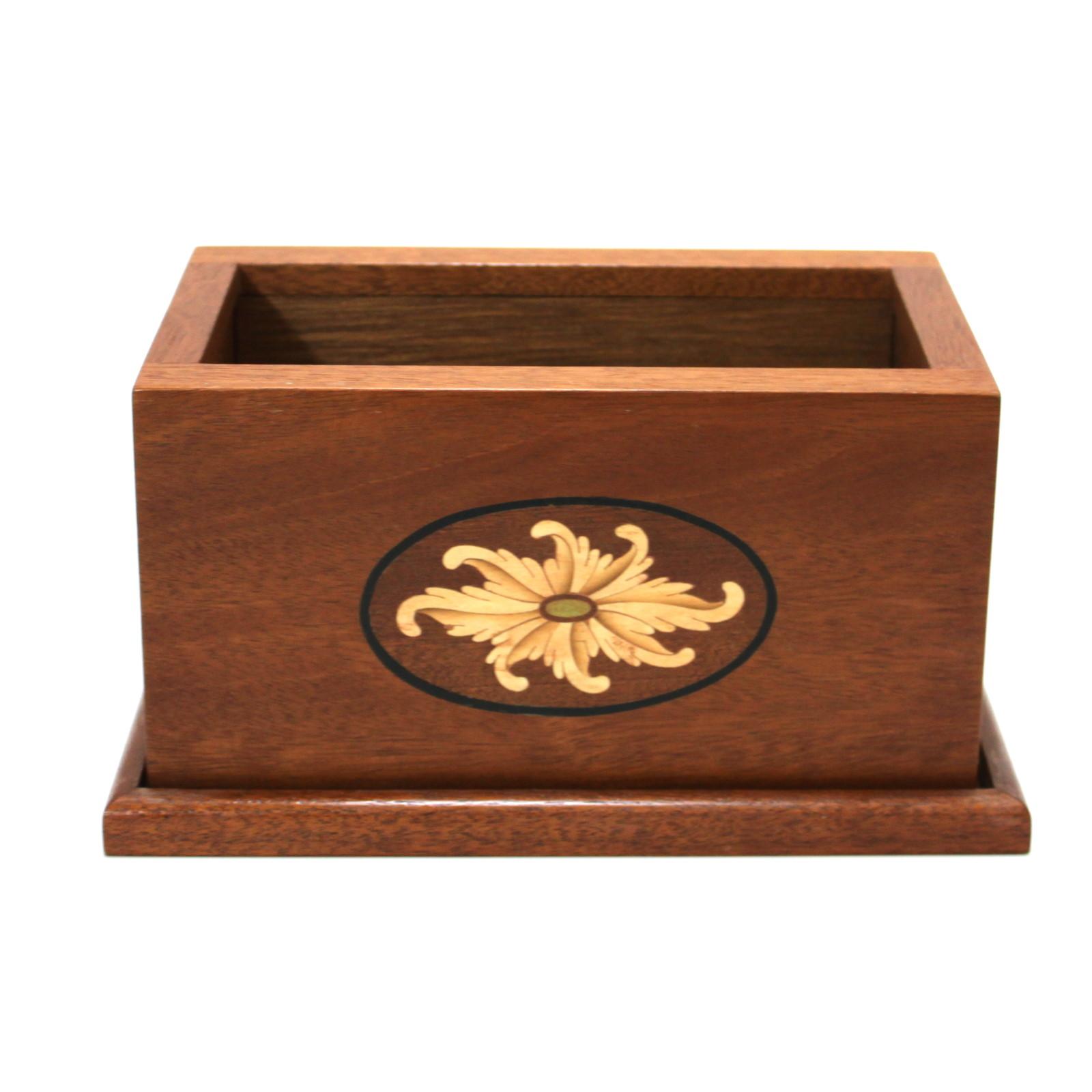Jack Hughes Handkerchief (Jap) Box by Viking Mfg.