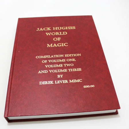 Review by Andy Martin for Jack Hughes World of Magic (Compilation Edition) by Jack Hughes, Derek Lever