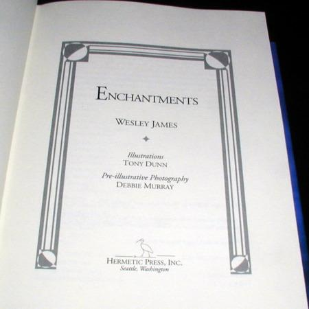 Enchantments by Wesley James