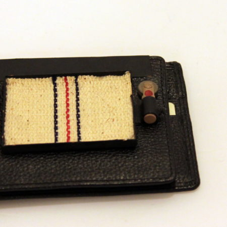 Supreme Fire Wallet by Jerry Palmer