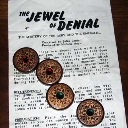 Jewel of Denial by Jules Lenier