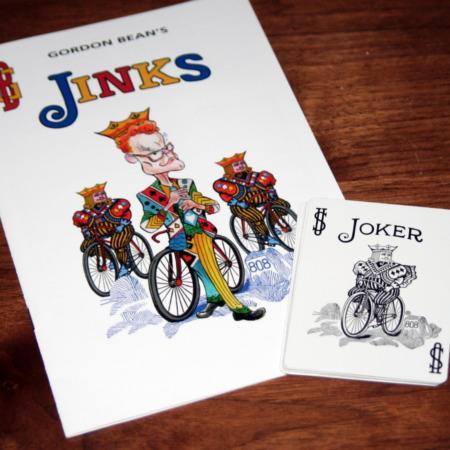 Jinks by Gordon Bean