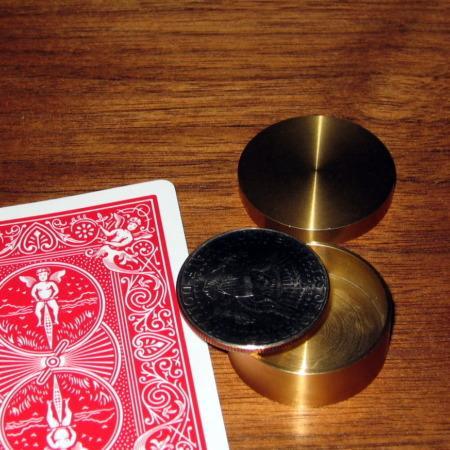 Jo Pro Coin Box by Johnson Precision Magic