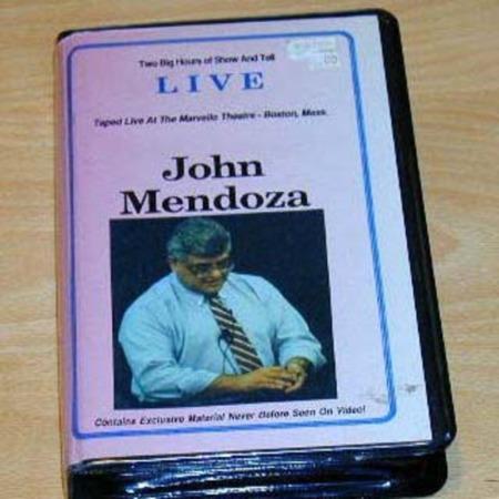 John Mendoza Live by John Mendoza