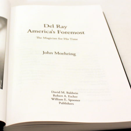 Del Ray America's Foremost by John Moehring