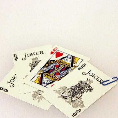 Joker Monte by Cosmo Solano