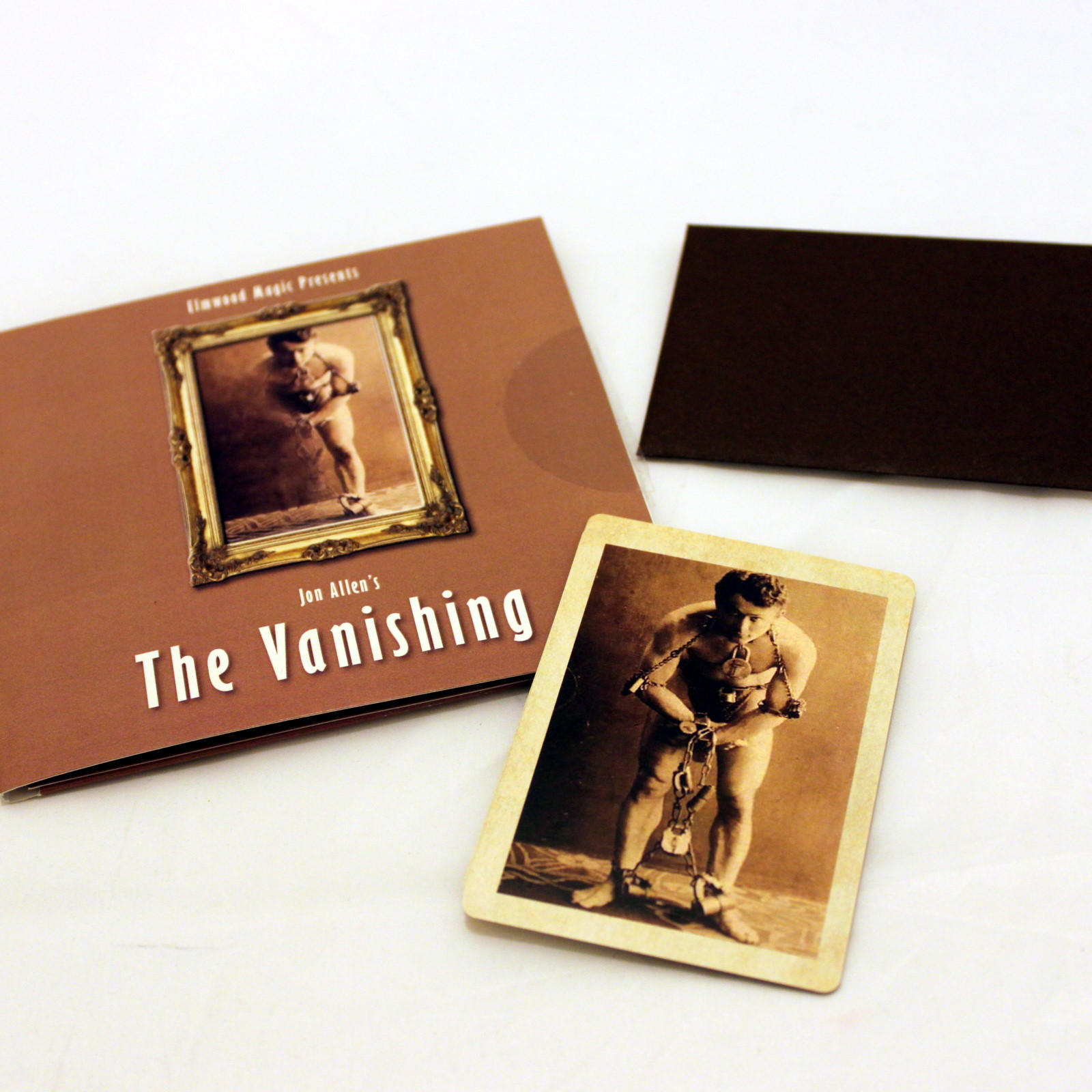Vanishing, The by Jon Allen