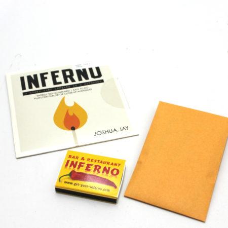 Inferno by Joshua Jay