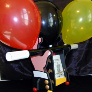 Jumbo Balloon Wand by Wolf's Magic