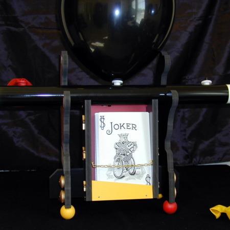 Jumbo Balloon Wand by Wolf's Magic