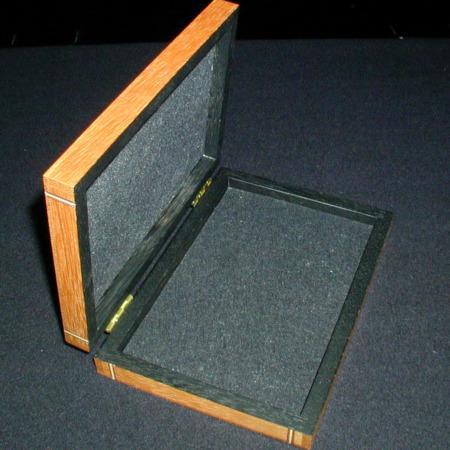 Card Box - magnetic (Jumbo) by Mel Babcock