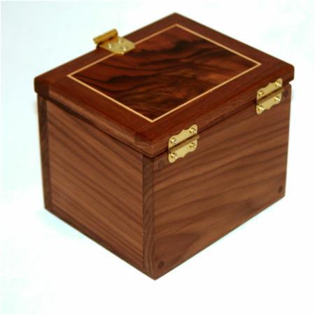Jumbo Lippincott Box by Mel Babcock