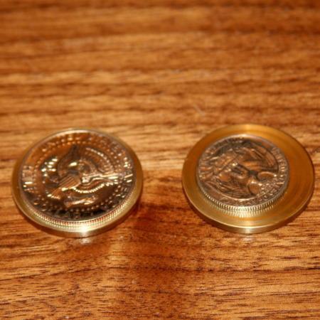 Kangaroo Coins by Unknown/Eddie Gibson?
