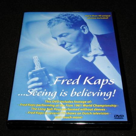 Fred Kaps  by Dick Koornwinder, et al.