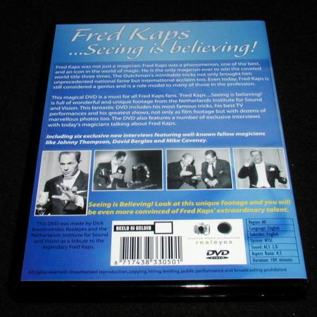 Fred Kaps by Dick Koornwinder, et al.