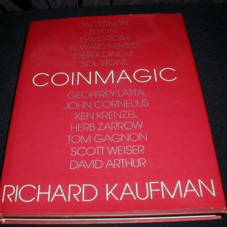 CoinMagic by Richard Kaufman