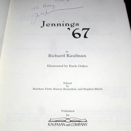Jennings '67 by Richard Kaufman