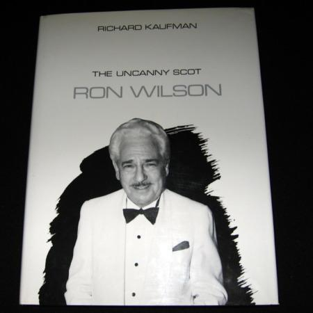Uncanny Scot, The - Ron Wilson by Richard Kaufman
