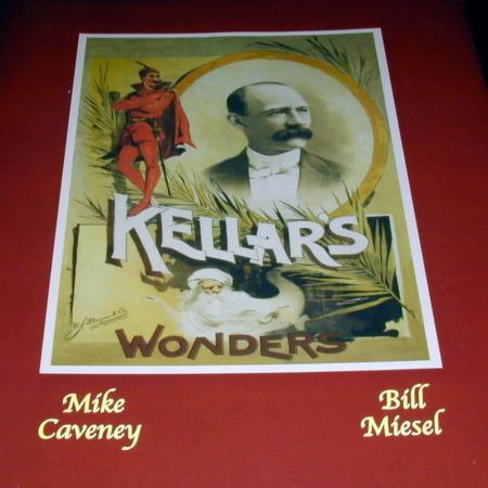 Kellar's Wonders by Mike Caveney, Bill Miesel