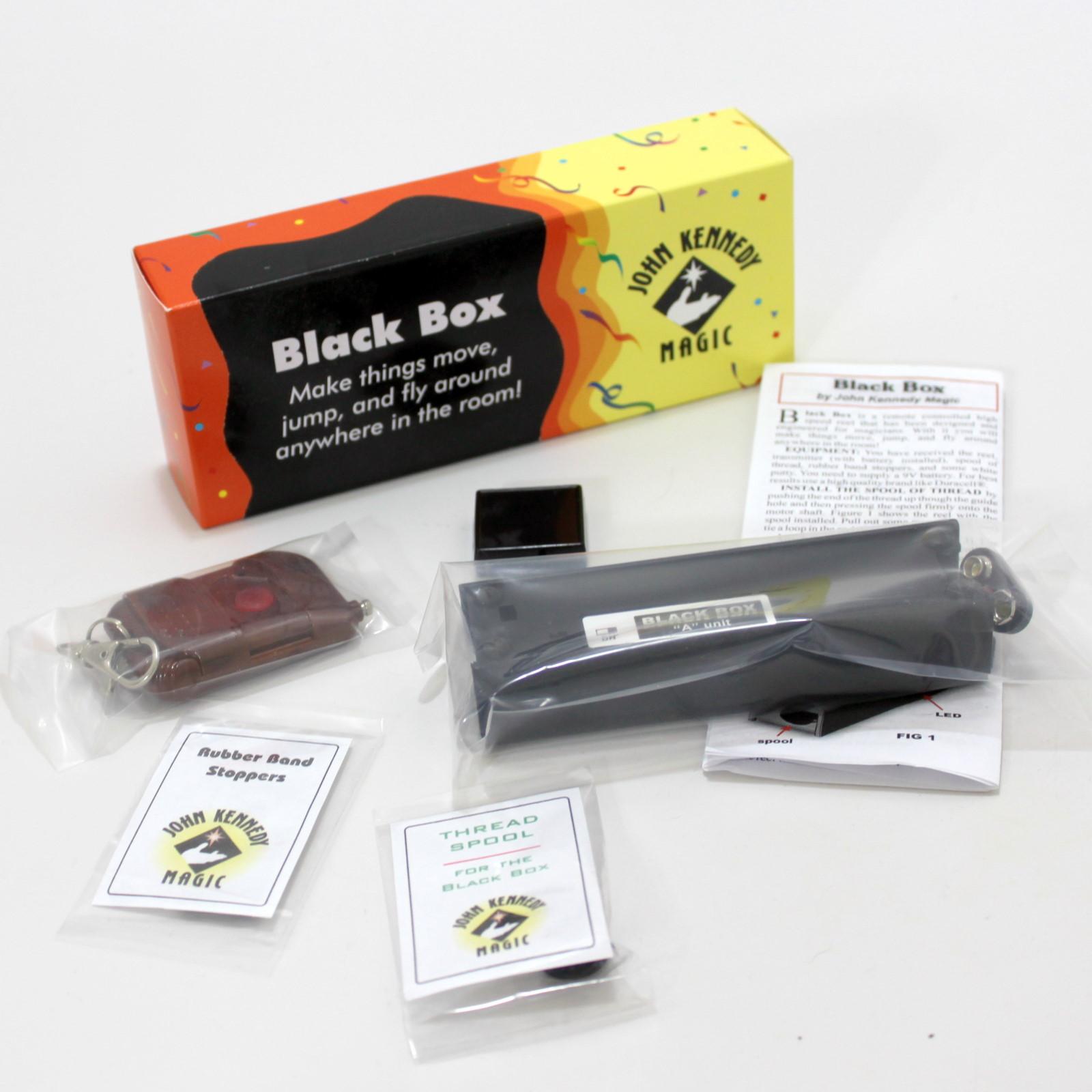 Black Box by John Kennedy
