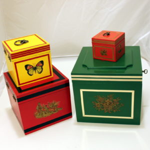 Nest of Boxes - Bob Kline by Bob Kline
