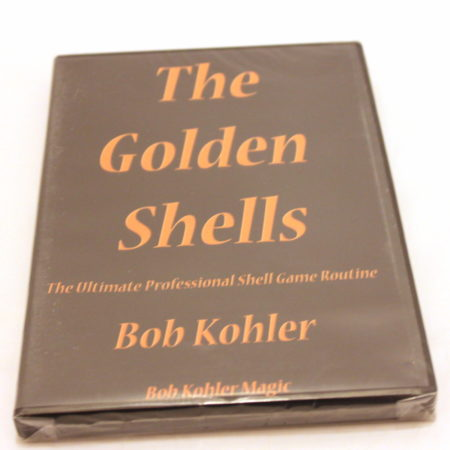 Golden Shells, The by Bob Kohler