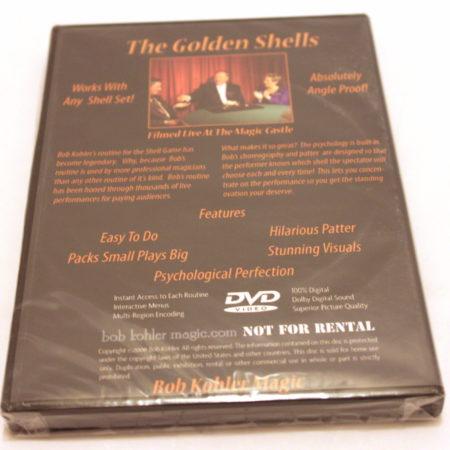 Golden Shells, The by Bob Kohler