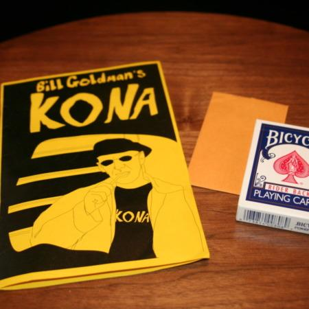 Kona by Bill Goldman
