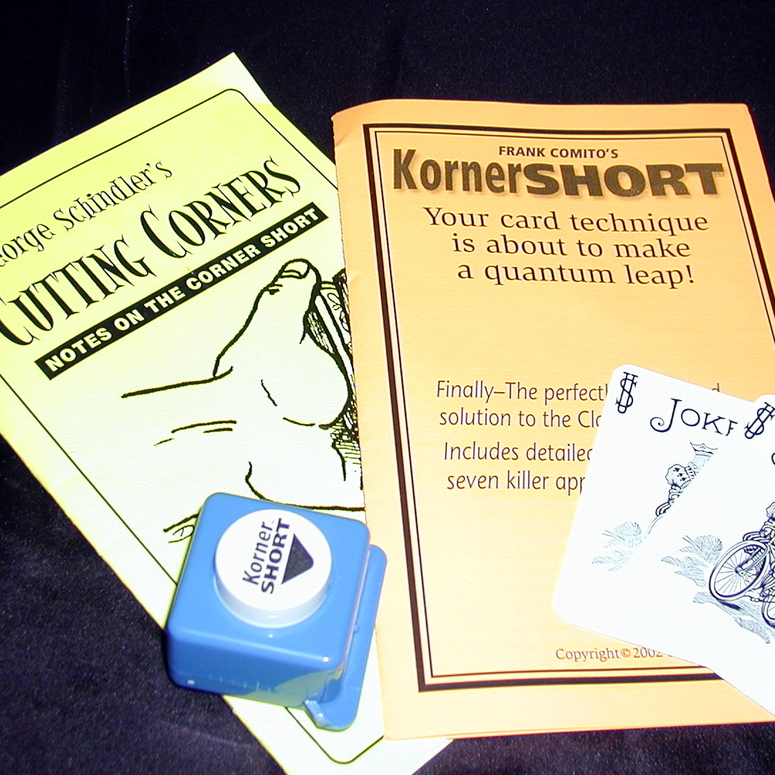 KornerShort by Frank Comito