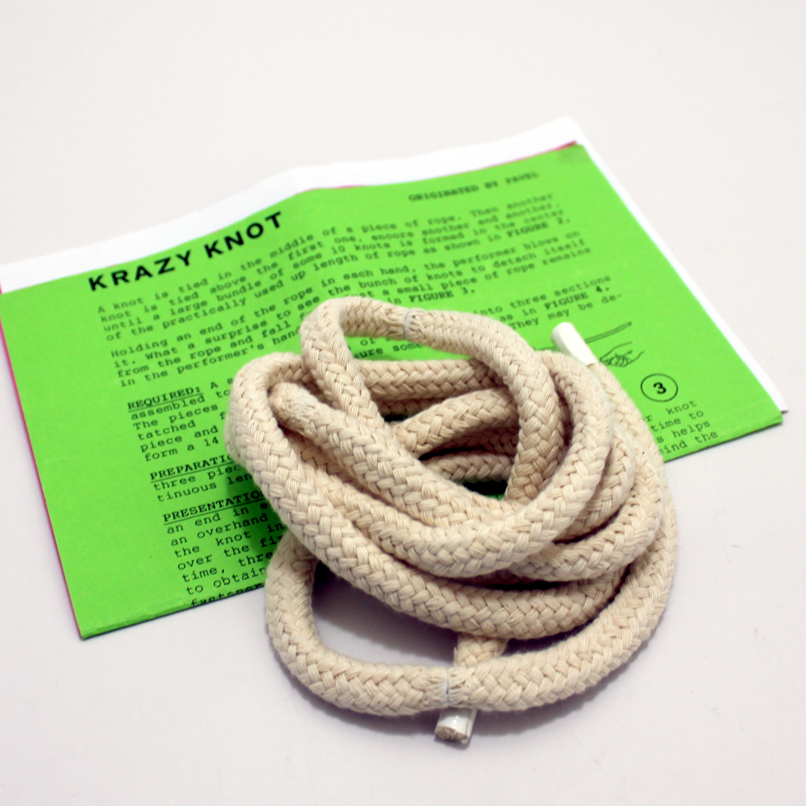 Krazy Knot by Pavel