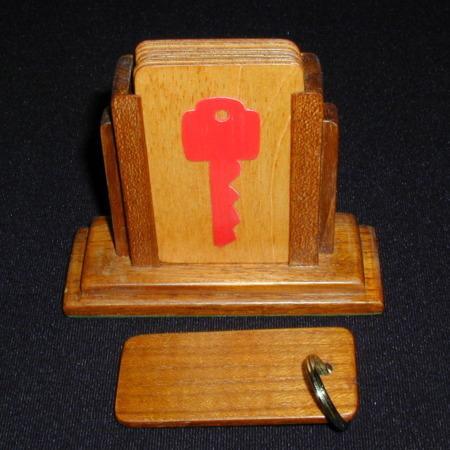 Kryptic Keys by Alan Warner
