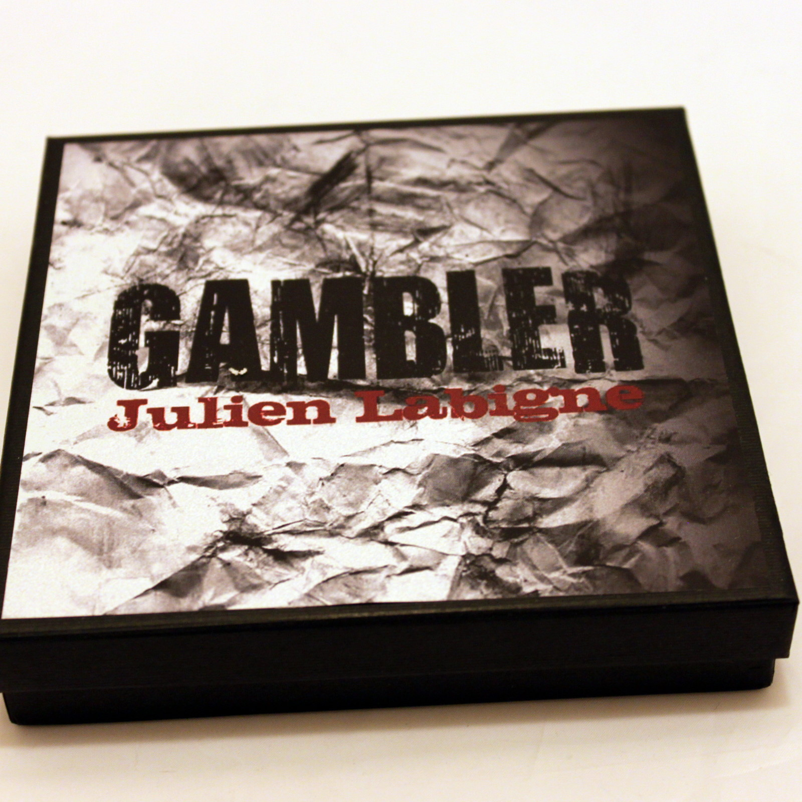 Gambler by Julien Labigne