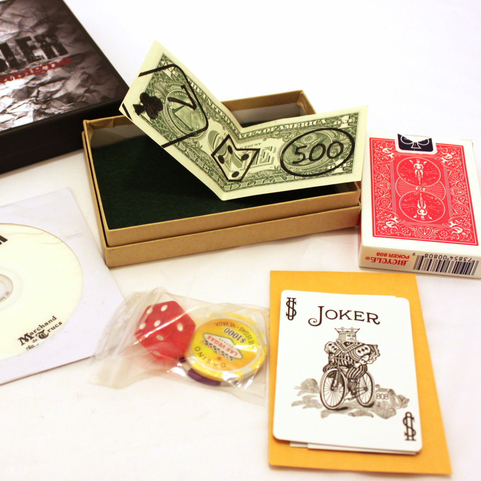 Gambler by Julien Labigne