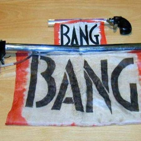 Jumbo Bang Gun by Unknown