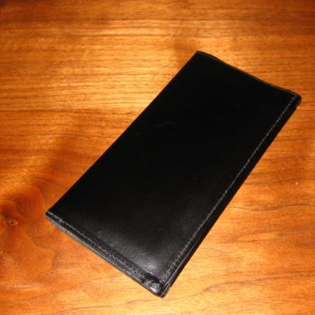 Long Leather Himber Wallet by Mak Magic