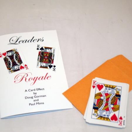 Leaders Royale by Doug Gorman, Paul Mims