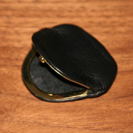 Review by AmazingCorbin for Leather Coin Purse by Goshman